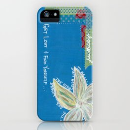 Starfish  iPhone Case