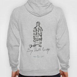 BIG DEATH AMEGO Hoody