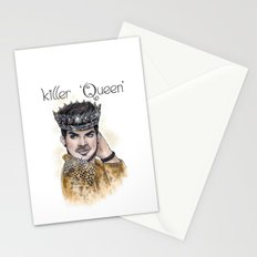 Killer Queen Stationery Cards