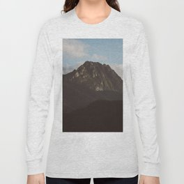 Giewont - Landscape and Nature Photography Long Sleeve T-shirt