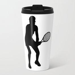 Tennis player Travel Mug