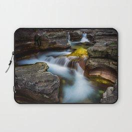 Rainbow River Laptop Sleeve