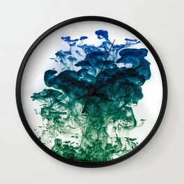 The ink tree Wall Clock