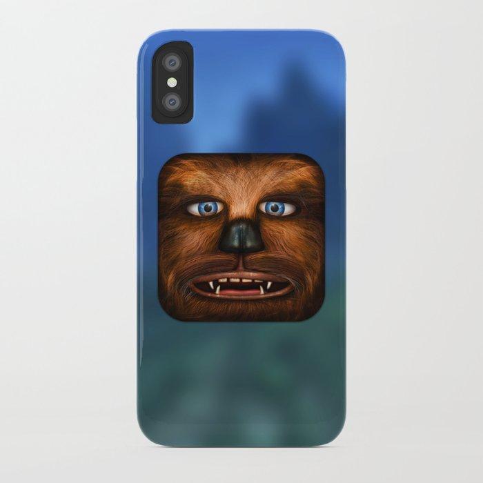reputable site 9c2c8 a696a Chewbacca iPhone Case