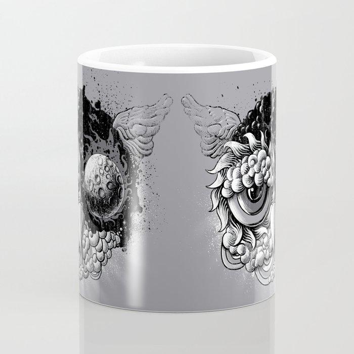 Owl Day & Owl Night Coffee Mug