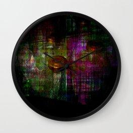 FLACONS Wall Clock
