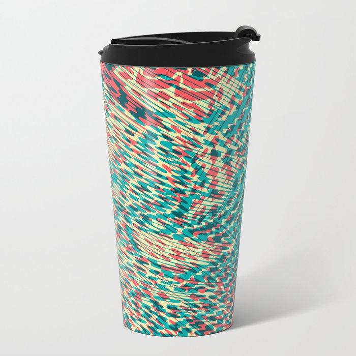 DIZZ Metal Travel Mug