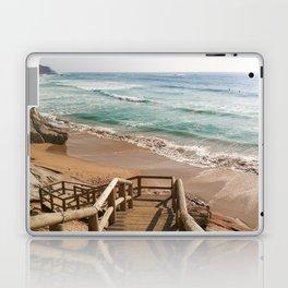 Way to the Beach II Laptop & iPad Skin