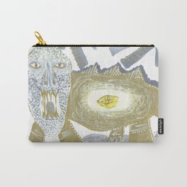 Tommy the Sour Dino Carry-All Pouch