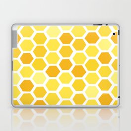 Beehive Pattern by Friztin Laptop & iPad Skin