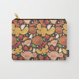 Indonesia Spices Carry-All Pouch