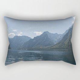 Bavaria - Koenigssee Lake Summer Alps Rectangular Pillow