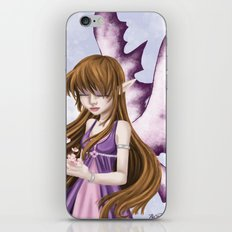 Spring Fairy iPhone & iPod Skin