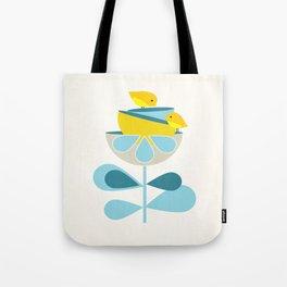 Birdies #society6 #buyart #decor Tote Bag