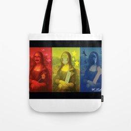 The PopTrio Lisa Tote Bag