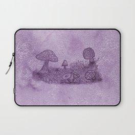Fungi Meadow Laptop Sleeve