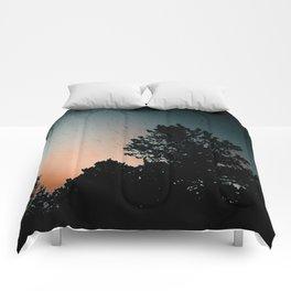 Trippy Sillouette Comforters