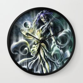 Motherdroid Wall Clock