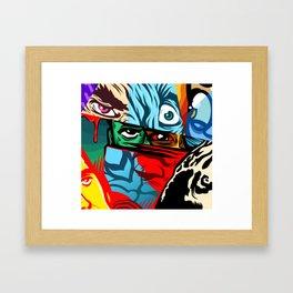 hero in you Framed Art Print