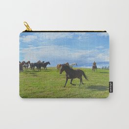 The Round Up Carry-All Pouch