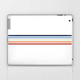 Vintage T-shirt No5 Laptop & iPad Skin