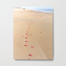 petals to the sea Metal Print