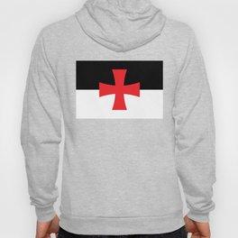 Knights Templar Flag Hoody