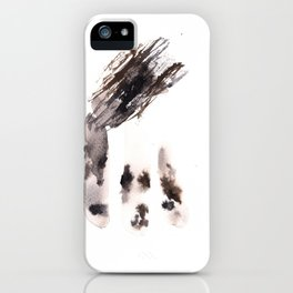 The Hierophant - 151124  Abstract Watercolour iPhone Case