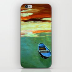End of the day  iPhone & iPod Skin