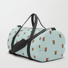 No Care Bear - My Sleepy Pet Duffle Bag