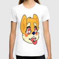 shiba T-shirts featuring SHIBA SUSHI by Samedi J.
