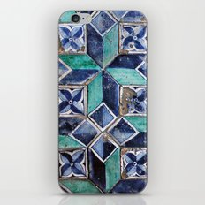 Tiling with pattern 3 iPhone & iPod Skin