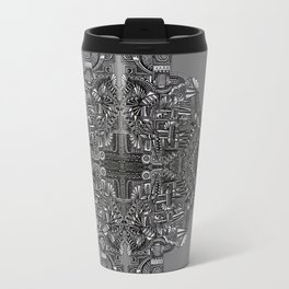 """Tutto sulle mie spalle!"" (0017) Travel Mug"