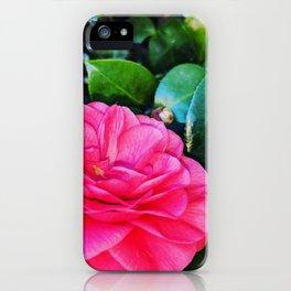 Brilliant Rose iPhone Case