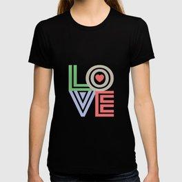 Valentine Love note T-shirt