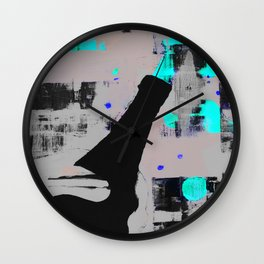 Good Life Wall Clock