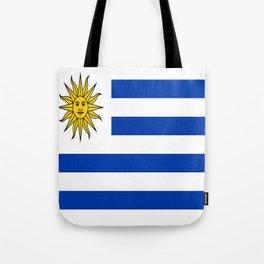 flag of Uruguay-Uruguyan,montevideo,spanish,america,latine,Salto,south america,paysandu,costa,sun,be Tote Bag