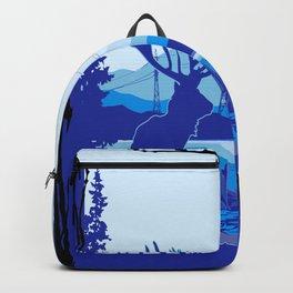 Alaska Portrait Backpack