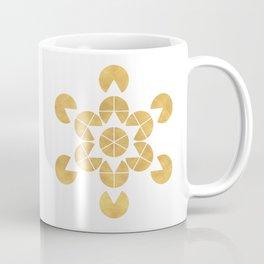 STAR TETRAHEDRON MERKABA sacred geometry Coffee Mug