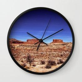 Moab Wall Clock
