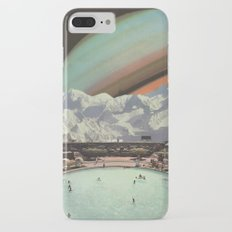 Saturn Spa iPhone 7 Plus Slim Case