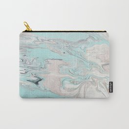 Marble - Mint Carry-All Pouch