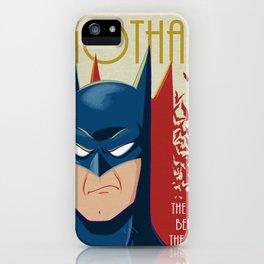 Gotham #3 iPhone Case