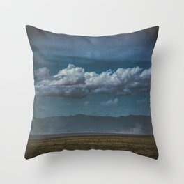 Alls We Are Throw Pillow