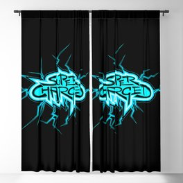 Super Charged Dark Blackout Curtain