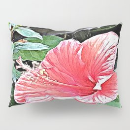 The Flower of Passion Pillow Sham