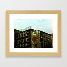 I Really Need to Discover Sex Framed Art Print