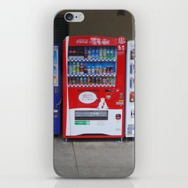 The Vending Life iPhone Skin