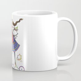 Folk Dancer Coffee Mug