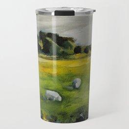 Irish Sheep Travel Mug